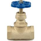 Вентиль латунный 15б3р запорный проходной муфтовый привод ручной
